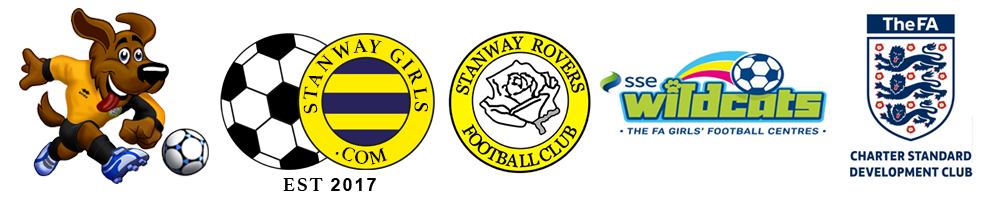 Stanway Rovers Girls Football Team